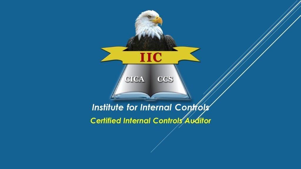 Institute For Internal Controls Theiic Artwork